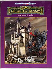 "AD&D 2nd Edition: Forgotten Realms - Darkhold ""Castles"" Accessory (1990, TSR)"