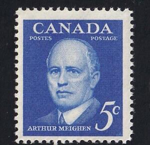 Canada MNH 1961 Prime Minister Arthur Meighen, sc#393