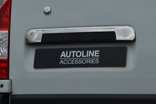 Chrome Rear Door Handle Cover Tailgate Grab Trim To Fit Renault Master (2010+)