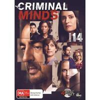 CRIMINAL MINDS Season 14 : NEW DVD