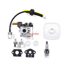 Carburetor & Fuel Maintenance Kit Fit Zama RB-K75 ECHO GT200 SRM210 HC150 Carb