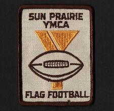 "OPC Sun Valley YMCA Flag Football 4"" Patch"