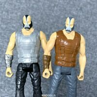 2x Bane Batman The Dark Night DC Comics 3.75'' Action Figures Toys Xmas Gift