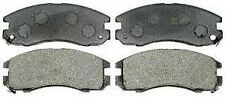 ACDelco 17D437 Front Organic Brake Pads