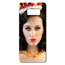 Les chanteuses Katy Perry & Rihanna TPU Back Case Cover pour téléphone portable-T379