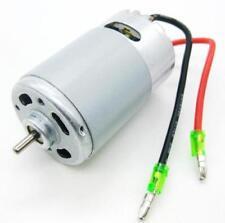 550 Brushed Motor W/ Inner Cooling Fan For 1/10 Himoto E10MTL E10MT E10BP RC Car