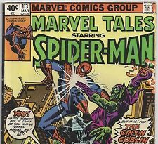 The Amazing Spider-Man #136 Reprint in MARVEL TALES #113 from Mar.1980 in Fine-