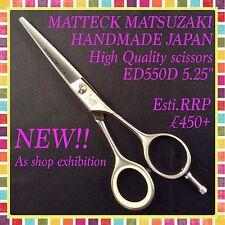 "MATSUZAKI JAPAN HANDMADE High Qual. scissors ED550D 5.25"" esti.RRP£450+ mizutani"