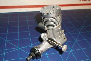 RARE VINTAGE -OS MAX-  .35 S CONTROL LINE (STUNT)  MODEL AIRPLANE ENGINE