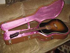 Gibson J-45 True Vintage 2014 Vintage Sunburst Acoustic Guitar OHSC bob dylan