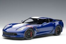 71275 CHEVROLET CORVETTE c7 grand sport (Blue/White Bande/Red 1:18 AUTOart