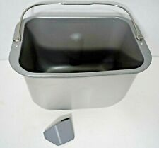 Williams Sonoma Bread Maker Machine Bread Pan for Mo. WS 0598 + Paddle Blade-VGC