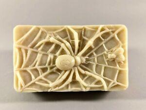 SPIDER SILICONE MOLD soap wax resin plaster clay BATH BOMB