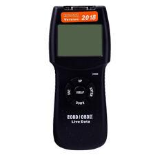 D900 Car Diagnostic Tool Engine Management Code Reader Scanner Reset Fault OBD2