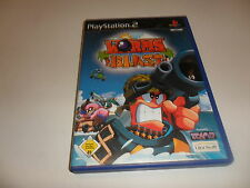 PlayStation 2 PS 2 Worms Blast