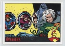 2015 Rittenhouse The Avengers: Silver Age #51 Avengers #51 Non-Sports Card 2a8