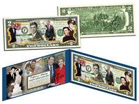 RONALD REAGAN *Life & Times - 100th Bday* Legal Tender U.S. $2 Bill *MUST SEE*