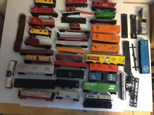 HO Total junk Lot of freight cars