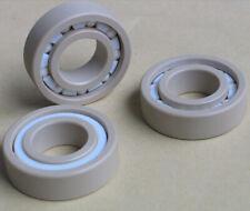 1pcs 12mm ID PEEK bearing nylon precision bear preservative 6001 6201 6301 6801