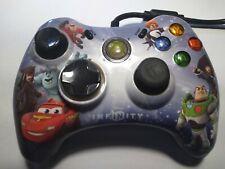 Disney Infinity Wired Controller Xbox 360 PL-3794 Glow Microsoft Rare Kids Pixar