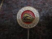 Nadel 824 BSG Lok Hohenleipisch DDR Fußball Sport Sammlung