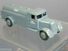 DINKY TOYS  MODEL No.25d  RAF FUEL TANKER   ( ONE-OFF CODE 3 RE-FINISH )