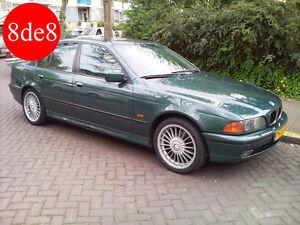 BMW Serie 5 E39 (1997-2002) - Manual de taller en CD (En inglés)