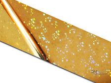 Transfer Folie Nailart Gold #00330-03