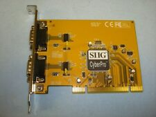 New SIIG Dual Serial Port PCI Card   JJ-P020G3, P054-Y2