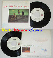 """LP 45 7"""" A-HA I've been losing you This alone love 1986 italy WARNER 92 85947*cd"""
