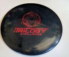 Dynamic Discs Fuzion Thief 2014 Trilogy Challenge 172 grams smoke