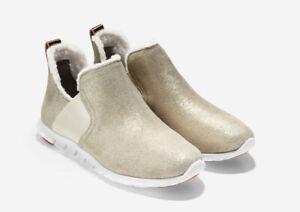 Cole Haan Womens Zerogrand  Shoes 8.5 Slip-On Bootie