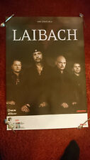 Laibach Poster Band NSK 80x60 cm