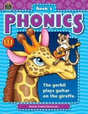 Phonics Book 3 The Gerbil plays Guitar on the Giraffe reading workbook