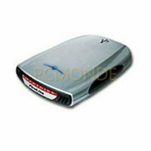 SmartDisk Firelite Portable Hard Drive USB 2.0 250GB GO 5400 rpm/tpm