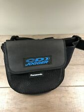 NOS Panasonic Jogger Belt Case for Portable CD Player w/ Clip Playback Control