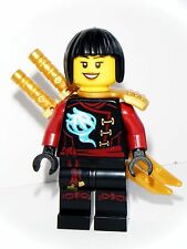 LEGO NINJAGO NYA SKYBOUND MINIFIGURE w/ Swords AUTHENTIC NEW 70592