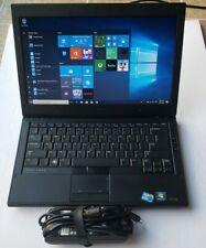 Dell Latitude E4310  Core i5 M520 2.40Ghz 4GB RAM 500GB HDD wifi WEBCAM WIN 10