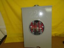 #1898 used Milbank Meter Can w/bypass series9500 3R