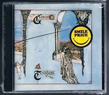 GENESIS TRESPASS  CD F.C. SIGILLATO!!!