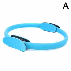Pilates Ring Inner Thigh Training Circle Yoga Exercise Fitness Body Strength