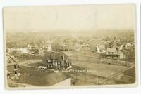 RPPC Birdseye View of KANE PA McKean County Pennsylvania Real Photo Postcard