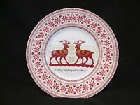222 Fifth - DEERLY LOVED - Accent Salad Plate
