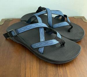 Chacos Tegu Sport Hiking Sandals Backless Shoes Vibram Soles Men's 12 Excellent