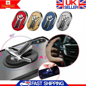 In Car Phone Mobile Holder Fits Mount Air Vent Bracket For iPhone Android Sat UK