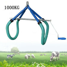 Us Adjustable Lame Cow Hip Lift For cows Max 1000kg Easy and Fast