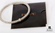 FOPE Flex it Solo Armband 750 Weißgold mit Papieren Luxus vom Juwelier - Gold