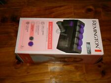 Remington Compact Hot Rollers Ionic + Ceramic J Clip Hair Stylers Curlers