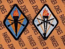 U.S. Army Training Center & Fort Jackson dress uniform patch m/e