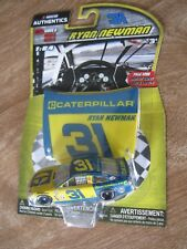 Ryan Newman #31  Caterpillar NASCAR AUTHENTICS  Sealed New In Package